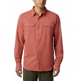İrico Erkek Kırmızı Uzun Kollu Gömlek