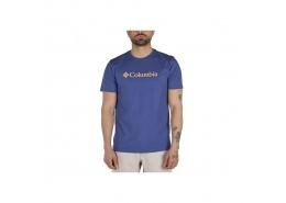 CSC Basic Logo™ Erkek Mavi Tişört (CS0001_477)