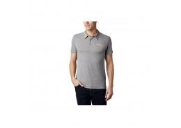 Triple Canyon™ Tech Erkek Gri Polo Tişört (AO1287_040)