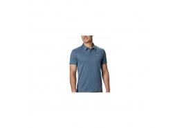 Triple Canyon™ Tech Erkek Mavi Polo Tişört (AO1287)