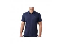 Tech Trail™ Erkek Mavi Polo Tişört (AO2933_465)