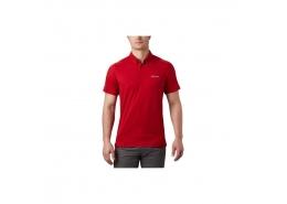 Tech Trail™ Erkek Kırmızı Polo Tişört (AO2933_613)