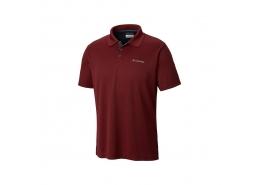 Utilizer Erkek Bordo Polo Tişört