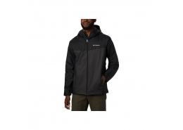 Glennaker Sherpa Erkek Siyah Yağmurluk