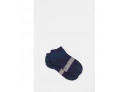 Kadın Lacivert Patik Çorap (193001-27138)