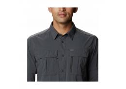 Newton Ridge Erkek Uzun Kollu Antrasit Gömlek (AO0762_011)