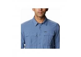 Newton Ridge Erkek Uzun Kollu Mavi Gömlek (AO0762_449)