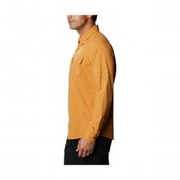 Newton Ridge Erkek Uzun Kollu Sarı Gömlek (AO0762_743)