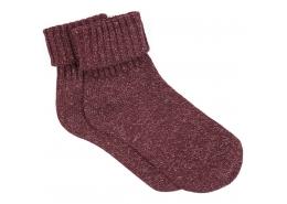 Mavi Jeans Simli Kadın Bordo Çorap