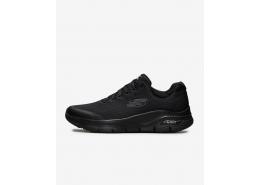 Arch Fit Erkek Siyah Spor Ayakkabı (232040 BBK)