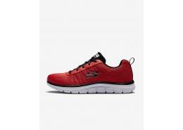 Track - Moulton Erkek Kırmızı Spor Ayakkabı (232081 RDBK)