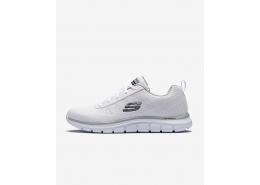 Track - Moulton Erkek Beyaz Spor Ayakkabı (232081 WHT)