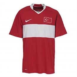 Türkiye Kırmızı Erkek Milli Takım Futbol Forması