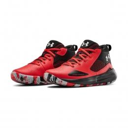 Lockdown 5 Kırmızı Basketbol Ayakkabısı (3023533-601)