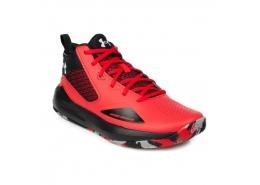Lockdown 5 Erkek Kırmızı Basketbol Ayakkabısı (3023949-601)