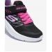 Microspec - Bold Delight Çocuk Siyah Spor Ayakkabı (302468L BLK)