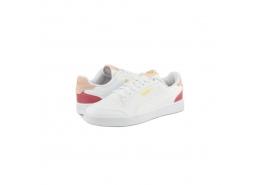 Puma Shuffle Kadın Beyaz Spor Ayakkabı (309668-14)