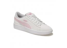 Smash V2 Kadın Beyaz Spor Ayakkabı (365182-27)