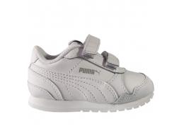 St Runner V2 L V Inf Puma White-Gray Violet