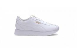 Turino Stacked Kadın Beyaz Spor Ayakkabı