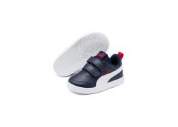 Courtflex V2 Çocuk Lacivert Spor Ayakkabı (371544-01)