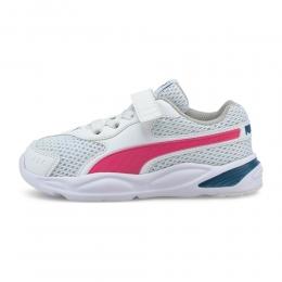 90s Runner Mesh Çocuk Beyaz Spor Ayakkabı