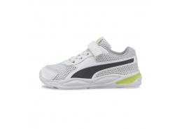 90s Runner Mesh AC Çocuk Beyaz Spor Ayakkabı