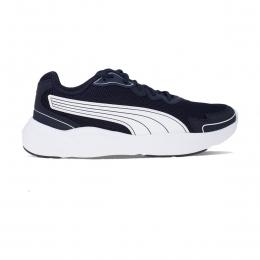 90s Runner Nu Wave Erkek Lacivert Spor Ayakkabı
