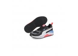 X-Ray 2 Square Kadın Siyah Spor Ayakkabı (373108-18)