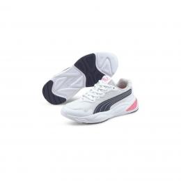 90s Runner Nu Wave Beyaz Spor Ayakkabı (375801-03)