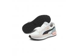 Puma Graviton Kadın Beyaz Spor Ayakkabı (380738-05)