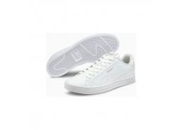 Smash Vulcanised V3 Beyaz Spor Ayakkabı (380752-03)