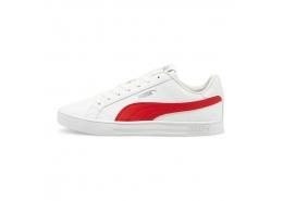 Smash Vulcanised V46 Beyaz Spor Ayakkabı (380752-04)