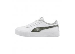 Carina L Snake Fs Kadın Beyaz Spor Ayakkabı (382384-02)