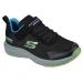 Dynamic Tread Çocuk Siyah Spor Ayakkabı (403661L Blk)