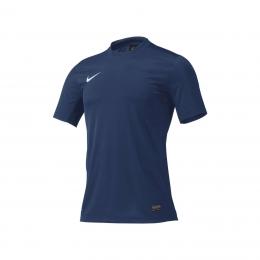 Short Sleeve Park V Erkek Mavi Futbol Forma