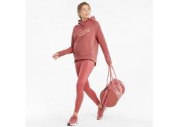 Moto Pullover Kadın Pembe Sweatshirt (520931-25)