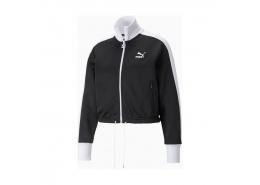 Puma Iconic T7 Kadın Siyah Crop Ceket (531623-01)