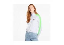 Puma Iconic T7 Kadın Beyaz Crop Ceket (531623-02)