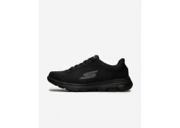 Go Walk 5 - Qualify Erkek Siyah Yürüyüş Ayakkabısı (55509 BBK)