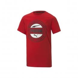 Alpha Summer Çocuk Kırmızı Tişört (581279-11)