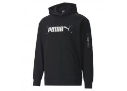 Puma Nu-Tility Erkek Siyah Sweatshirt
