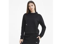 Puma Nu-tility Kadın Siyah Sweatshirt