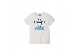 Paw Çocuk Beyaz Tişört (586221-75)