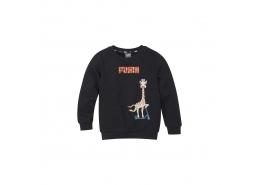 Paw Çocuk Siyah Sweatshirt (586222-01)