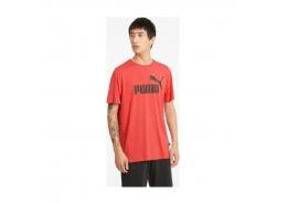 Essentials Short-Sleeve Erkek Kırmızı Tişört (586736-11)