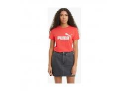 Essential Heather Kadın Kırmızı Tişört (586876-23)