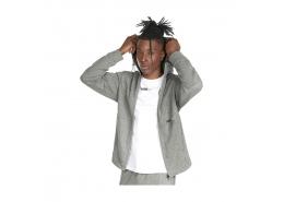 RAD/CAL Erkek Gri Fermuarlı Sweatshirt (589388-03)
