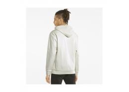 Rad Cal Winterized Erkek Beyaz Kapüşonlu Sweatshirt (589399-73)