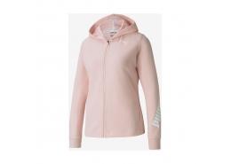 Modern Sports Kadın Pembe  Fermuarlı Sweatshirt (589487-36)